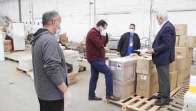 Photo of ليبيا تتسلّح بمعدات طبية لمواجهة كورونا