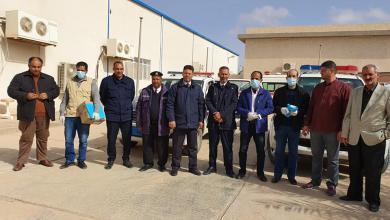 "Photo of لجنة بني وليد.. تنتقد ""صحة الوفاق"" إزاء حالة اشتباه بكورونا"