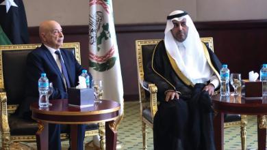 صورة البرلمان العربي يطالب تركيا باحترام السيادة الليبية