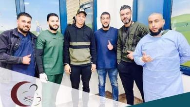 Photo of زعبية يدعم إحدى مستشفيات طرابلس بالمعدات الطبية