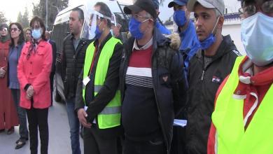 Photo of حملة تعقيم واسعة في ولاية منوبة التونسية