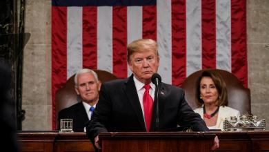 صورة ترامب يُلوح بحل الكونغرس لتمرير تعييناته
