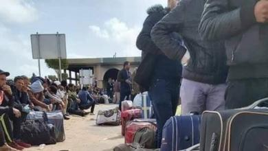 تونسيون عالقون في الحدود مع ليبيا