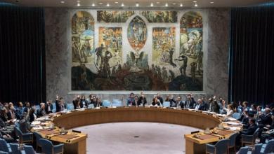 """صورة """"مجلس الأمن"""" حول ليبيا : 5 دول أوروبية تتمسك بعميلة """"إيريني"""""""