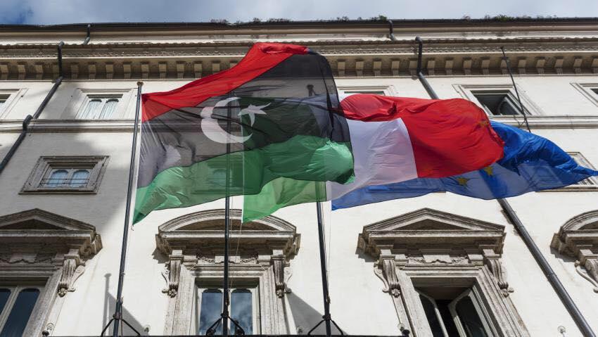 السفارة الليبية لدى إيطاليا وتدابير عودة الليبيين العالقين