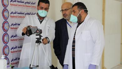 "Photo of ارتفاع حالات الإصابة بـ""كورونا"" في ليبيا إلى 18 إصابة"