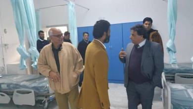 Photo of وزير الصحة يجدد دعوته لاتباع تدابير الوقاية من خطر كورونا