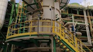 Photo of إيقاف التسرب بوحدة معالجة الغاز في مجمع مليتة