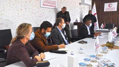 Photo of البعثة الأممية تناقش سبل مواجهة كورونا في ليبيا