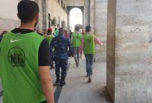 """Photo of """"أولاد النادي"""".. حملة لتعقيم مؤسسات حكومية في طرابلس"""