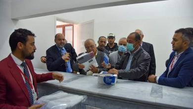 Photo of البلدي الزاوية يستلم مركز العزل بعد تجهيزه من المجموعة الأهلية للدعم الصحي