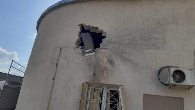 """صورة """"صحة الوفاق"""" تتفقد أضرار مستشفى الخضراء بعد قصفه"""