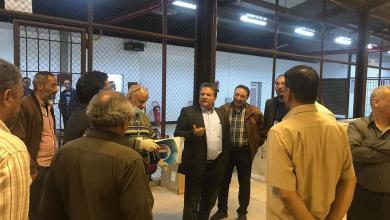Photo of وزير الصحة بالحكومة الليبية يتابع إجراءات مكافحة كورونا ميدانيًا