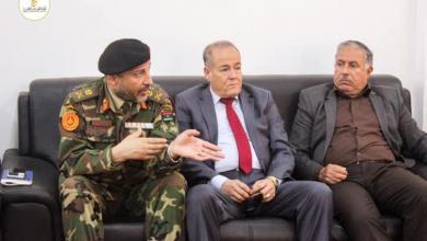 "Photo of ""عميد بني وليد"" يكشف لـ218 تفاصيل ""اجتماع مصراتة"""