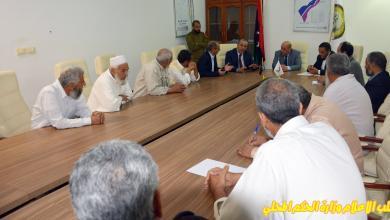 "Photo of ""الحكم المحلي"" بالوفاق تتابع الخدمات في صرمان وصبراتة"