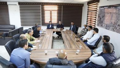 Photo of لجنة مكافحة كورونا في سرت تعقد اجتماعا مشتركا مع اللجنة الاستشارية الطبية