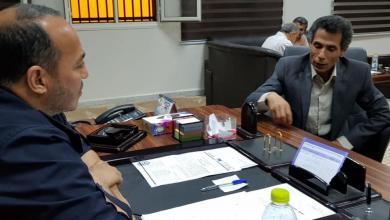Photo of بلدية سرت تناقش عددا من الملفات الخدمية وعمل لجنة مكافحة كورونا