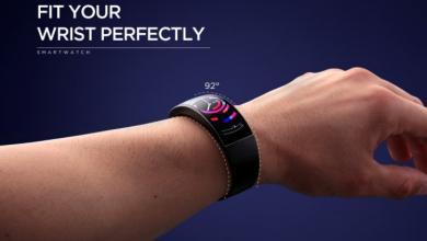 "Photo of ساعة صينية جديدة بـ""شاشة منحنية"".. إليك مواصفاتها"
