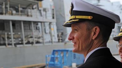 "Photo of مارك إسبر: إقالة قبطان السفينة روزفلت "" قرار حازم"""