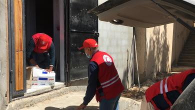 Photo of الهلال الأحمر الجفرة يُساهم في وقاية مؤسسة الإصلاح من كورونا