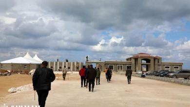 Photo of الأهلي بنغازي يسترجع قطعة أرض في قاريونس