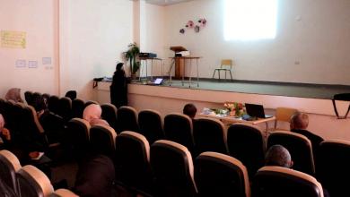 Photo of غدامس تُعد مدربين لتوعية المجتمع بكورونا
