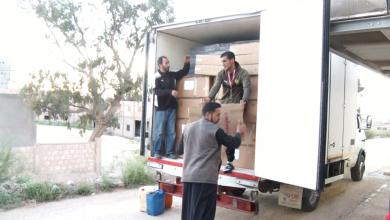 Photo of الزنتان تتلقى معدات طبية لمواجهة فيروس كورونا