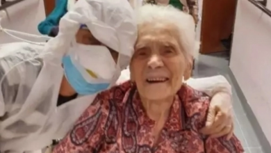 Photo of إيطالية عصامية تهزم كورونا والإنفلونزا الإسبانية