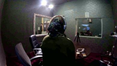 "Photo of راديو ""سما ليبيا"" يوعّي أهالي درنة بفيروس كورونا"