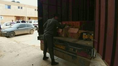 Photo of المرج تستلم تجهيزات لمقار العزل في المدينة