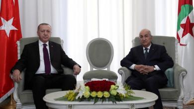 Photo of الجزائر وتركيا تبحثان المستجدات الليبية وإجلاء العالقين
