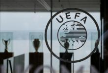 Photo of اليويفا ينفي تحديد أغسطس موعداً لختام البطولات الأوروبية