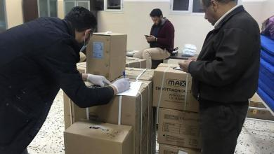 Photo of درنة.. وصول تجهيزات مركز إيواء مصابي كورونا