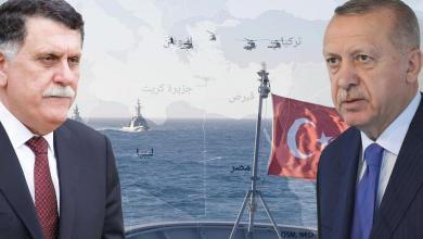 """Photo of روما """"تشعر بالقلق"""" من توسّع نفوذ أنقرة في ليبيا"""