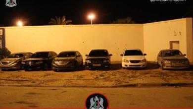 "Photo of إيقاف عصابة مسلحة لسرقة المنازل في بنغازي ""صور"""
