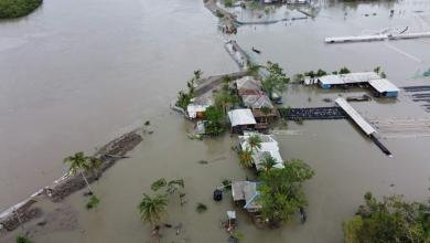 "Photo of عشرات القتلى ودمار هائل في الهند وبنغلادش بسبب إعصار ""أمبان"""