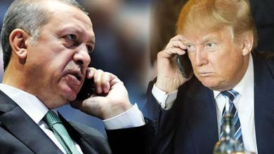 Photo of ترامب يؤكد لأردوغان قلقه من التدخلات الخارجية في ليبيا