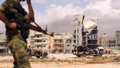 صورة ترحيب ألماني بوقف إطلاق النار الدائم في ليبيا