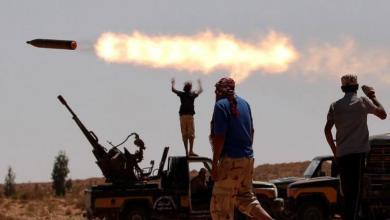 صورة الصين تدعو أطراف الصراع الليبي لوقف إطلاق النار