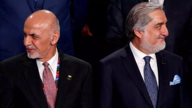 "Photo of ""اتفاق تقاسم"" يُنهي النزاع على الرئاسة الأفغانية"
