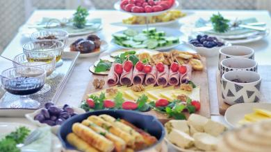 Photo of ترتيب مائدة الإفطار و7 أفكار سهلة جداً