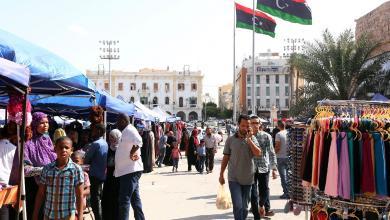 """صورة الغلاء يُبعد المواطنين عن """"ملابس العيد"""""""
