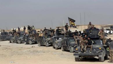 صورة العراق.. قتلى في صفوف الحشد الشعبي بهجوم لداعش