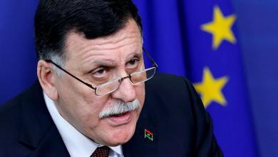 """Photo of السراج """"مُستاء"""" من موقف الاتحاد الأوروبي تجاه ليبيا"""