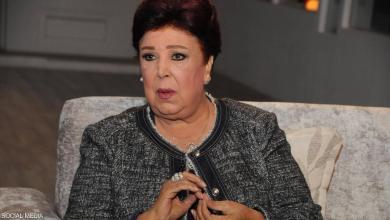 صورة النجمة المصرية رجاء الجداوي تصاب بكورونا