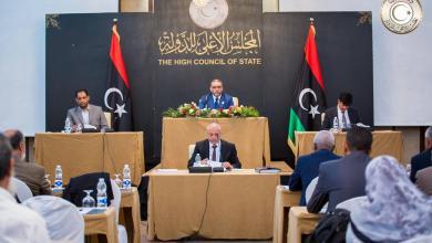 Photo of الأعلى للدولة: لا حوار ولابد من تركيز المجهود الحربي