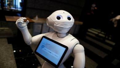 Photo of في اليابان.. روبوت لمساعدة المصابين بكورونا
