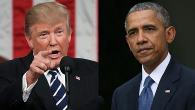 "Photo of ترامب يتهم أوباما بقيادة ""انقلاب"" عليه"