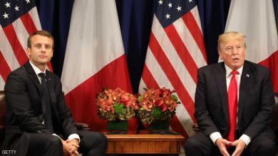 Photo of ترامب وماكرون يتفقان على معالجة التوترات في ليبيا