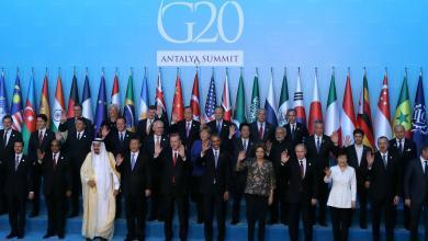 صورة دول العشرين تدعو لتنفيذ حلول عاجلة لمواجهة كورونا